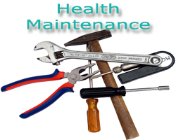 Health maintenance ver 2