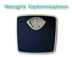 Weight Optimization package